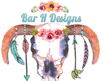 Bar H Designs Logo