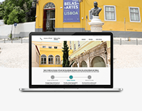 FBAUL Virtual Museum Website (2013-2014)