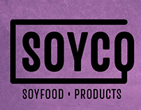 Branding and Packaging Design for Soyco in Sydney