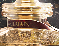 Personal project Autumn perfume Guerlain