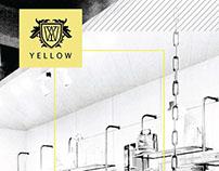 Yellow Reward card flyer
