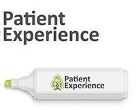 Logo design - Patient Experience