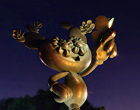 Life in the Junction - Public Art Sculpture