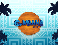 Moana Dance Camp