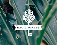 Magic Forest Branding