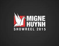 Showreel 2015 - Migne Huynh - Art director, Illustrator