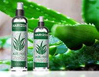 Hairizon Product Illustration