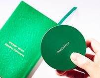 Innisfree Cushion Case Pop-Up Store