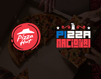 Pizza Hut Chile · UI/UX DESIGN