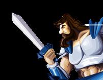 Blue Titan Logo - Remaster