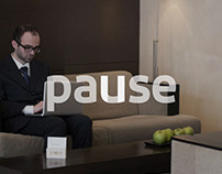 Pause - The professional pause on-the-go