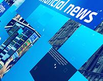 Broadcast News Gradient Package
