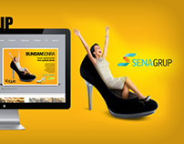 Sena Grup Web Design