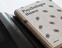 """Graphic design for G. Le Bon's """"Crowd Psychology"""" book"""