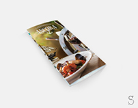 Tri-fold Brochure | Cherhanaua Ancora