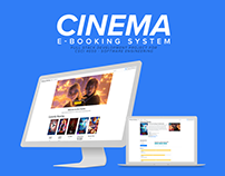 Cinema: Full-Stack Web App