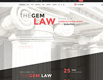 TheGem - Lawyer Wordpress Theme