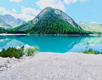 Summer in Dolomites