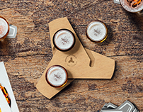 TETRAPOD Brewing Co. Brand eXperience Design
