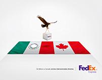 Fedex | Envíos internacionales directos.