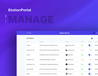 Station Portal