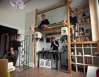 Makeshift Collective - Studio