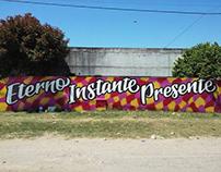Eterno Instante Presente // Mural