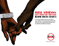 HIV/AIDS Poster Series