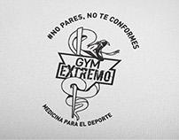 Logo Gym Extremo