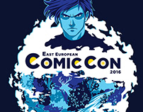 East European Comic Con 2016