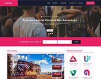 Sj Event - Elegant Ad Board, Classified Joomla Template