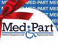 Med-Part Marketing Design Gallery