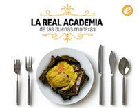 Real Academia de Las Buenas Maneras