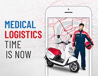 Medical Logistics app