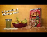 Honey Smacks Commercial