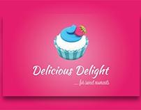 Delicious Delight Cake