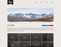 Withjack Designs - 2013 Website