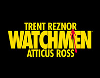 WATCHMEN Soundtrack — Trent Reznor & Atticus Ross