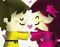 Tanabata Cards