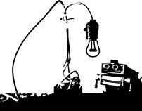 Lonely robot and the functioning lightbulb