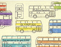 The Guardian Guide 'On the Buses'