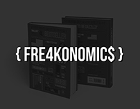 Penguin Design Awards 2015 - Freakonomics