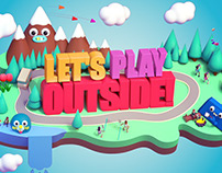 LET'S PLAY OUTSIDE: Autodesk