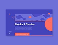 [Exploration] 47/365 - Blocks & Circles