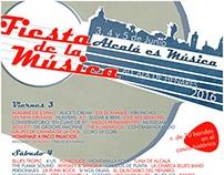 Fiesta de la Música 2016 - Alcalá de Henares