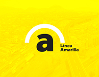 Branding Línea Amarilla - Lima, Peru