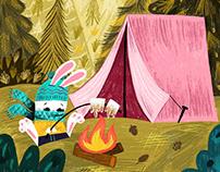 Camp Bunny