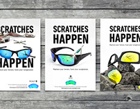 Revant Optics | Scratches Happen Campaign
