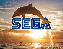 Ecco the Dolphin | Logo Concept