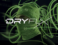 DRYFLX Logo for Buff®